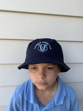 Cambridge Rowing Club - Bucket Hat
